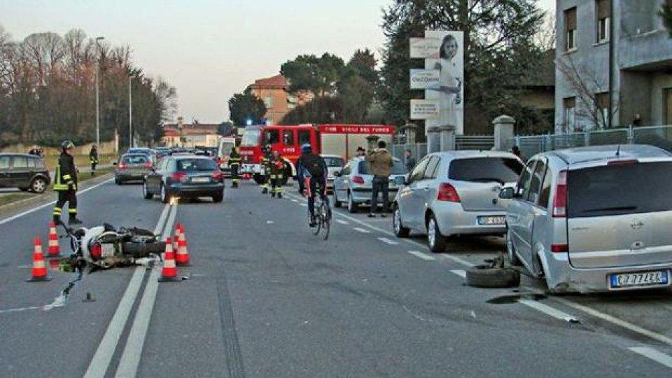 Moto - News: Incidenti nel fine settimana: buone notizie