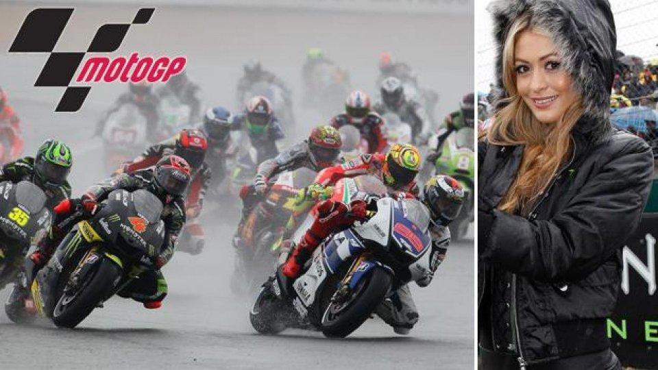 Moto - News: MotoGP 2013: week-end a Le Mans