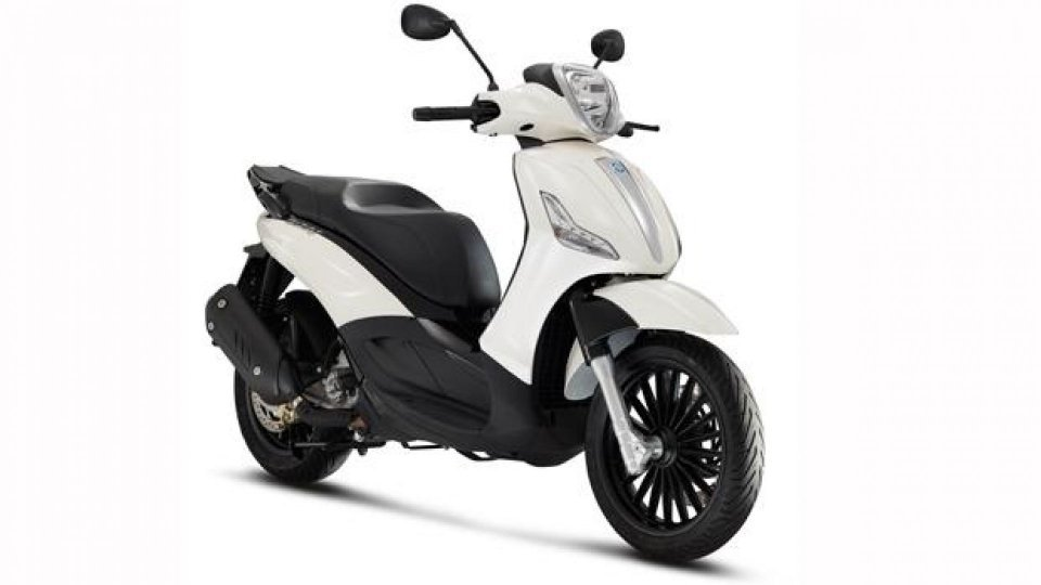 Moto - News: Piaggio Beverly 125 2013