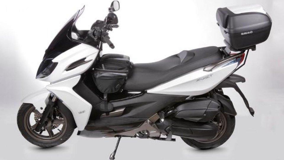 Moto - News: Shad per Kymco K-XCT 125i e 300i