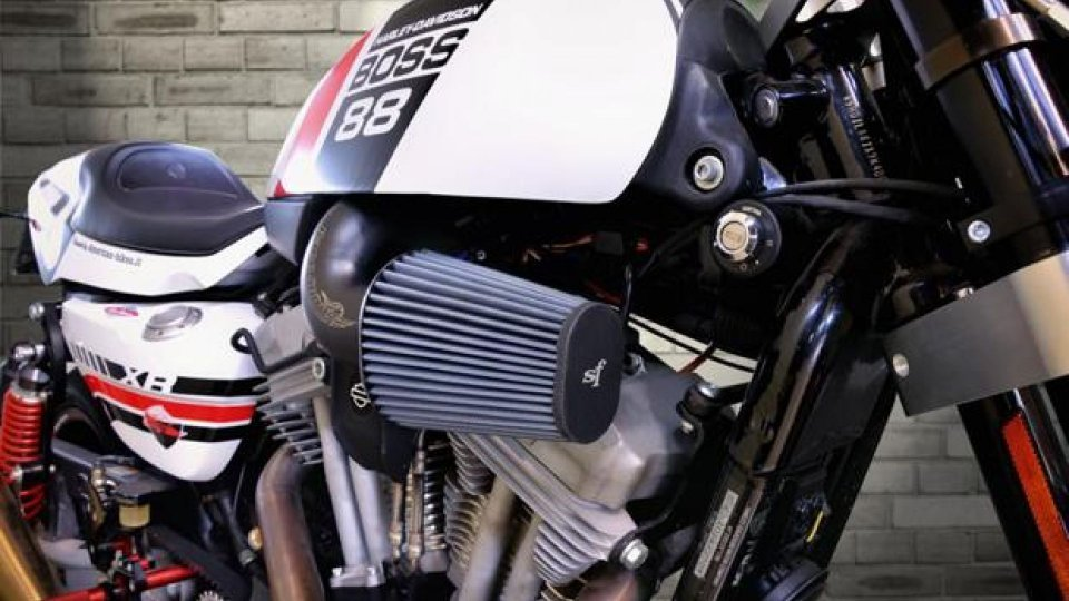 Moto - News: Sprint Filter: filtri aria P08 waterproof