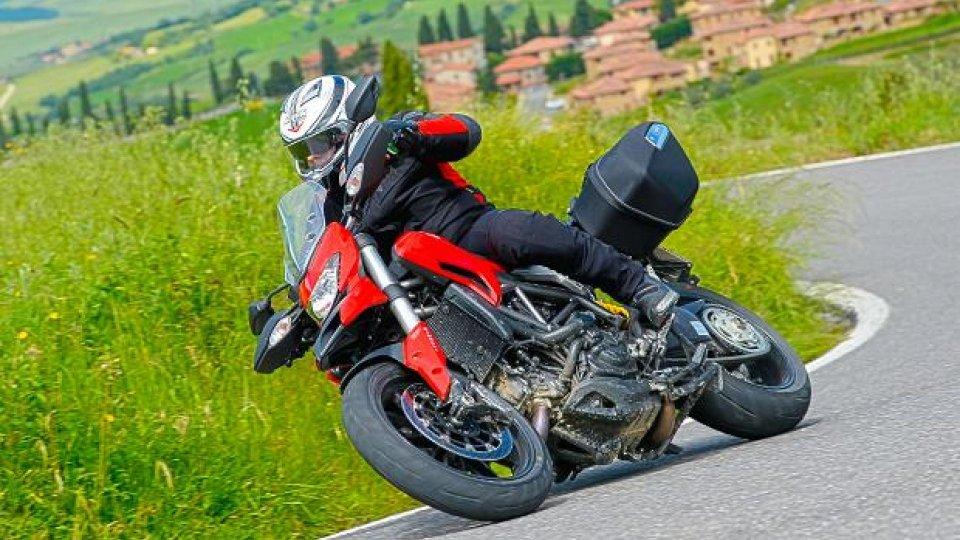 Moto - Test: Ducati Hyperstrada - TEST