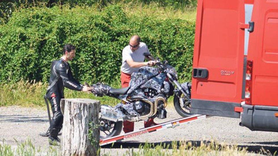 Moto - News: Ducati Monster 2014: che moto sarà?