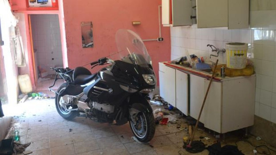 Moto - News: Furti moto: recuperate 11 moto a Napoli