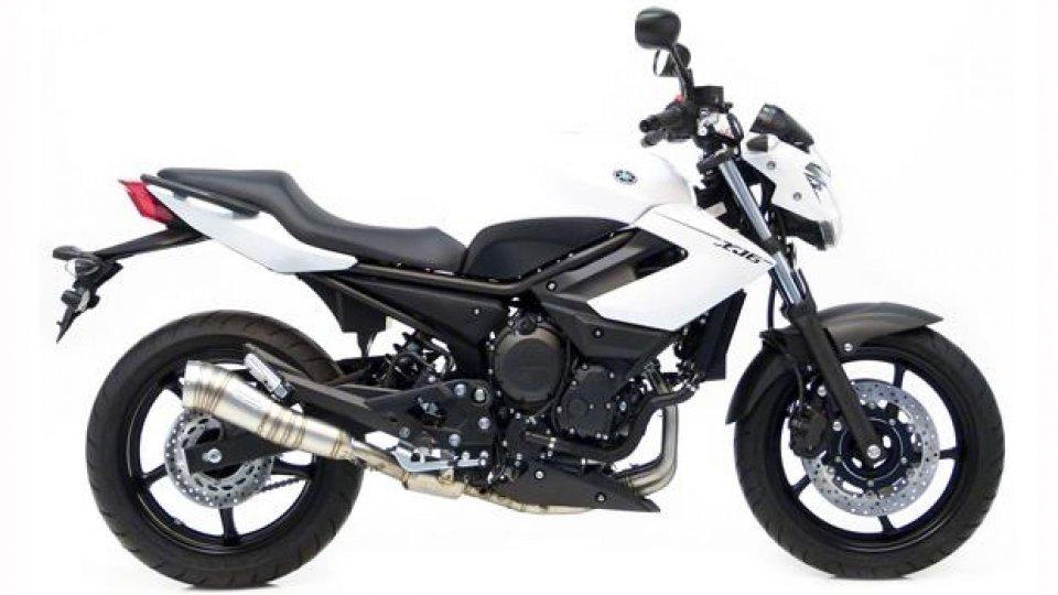 Moto - News: LeoVince SBK: GP Pro Impianto Completo Omologato EVO II per Yamaha XJ6 2013