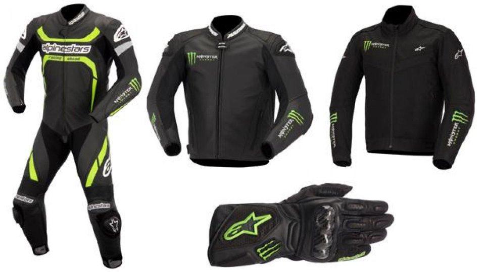 Moto - News: Alpinestars Monster Collection 2013