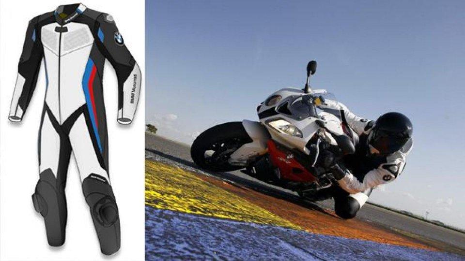Moto - News: BMW Motorrad e Dainese: annuncio di collaborazione