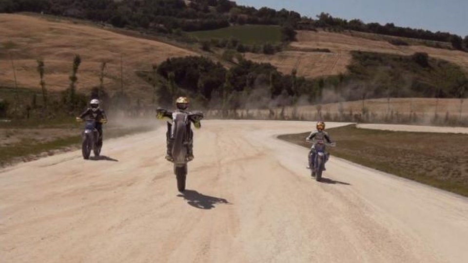 Moto - News: Dainese: Rossi's Ranch