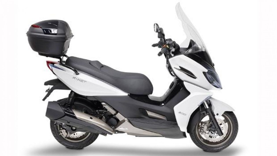 Moto - News: Kappa per Kymco K-XTC 125i e 300i