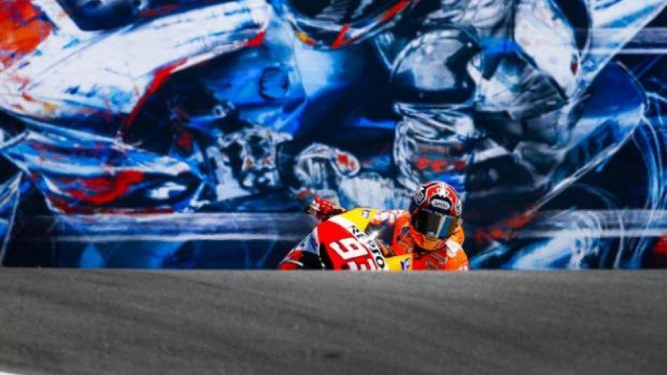 Moto - News: MotoGp 2013: Márquez e' il primo rookie a vincere a Laguna Seca