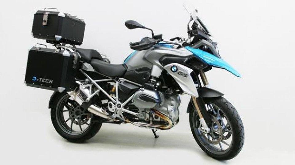 Moto - News: MyTech per BMW R 1200 GS 2013