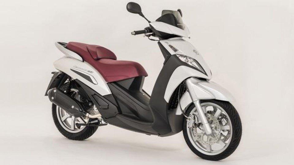 Moto - News: Peugeot Scooters Geopolis 300 GT 2013
