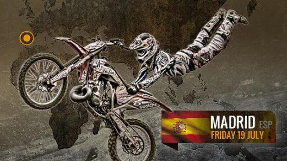 Moto - News: Red Bull X-Fighters 2013: verso Las Ventas di Madrid