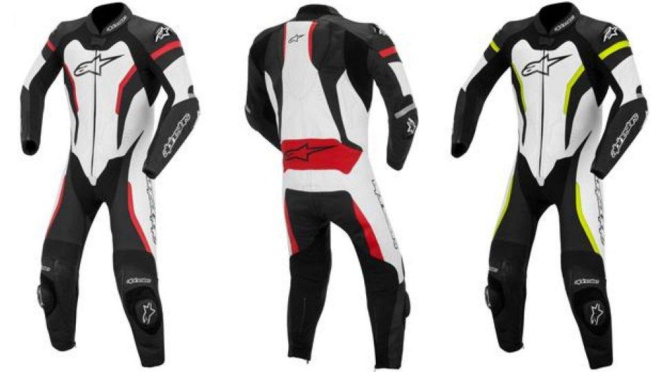 Moto - News: Alpinestars GP Pro Leather Suit 2014