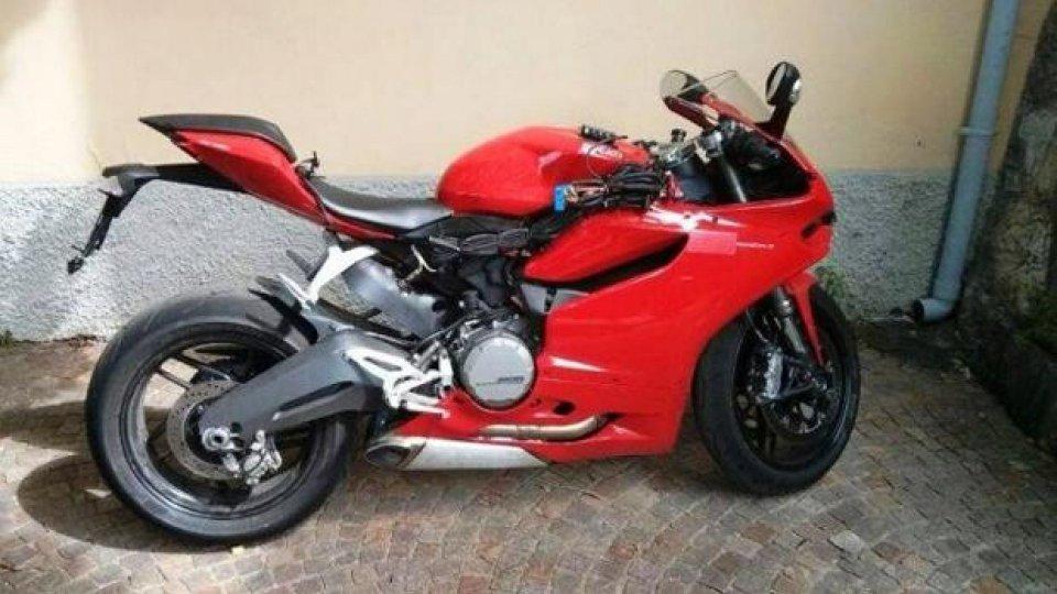 """Moto - News: Ducati 2014: arriva la Panigale """"piccola""""?"""