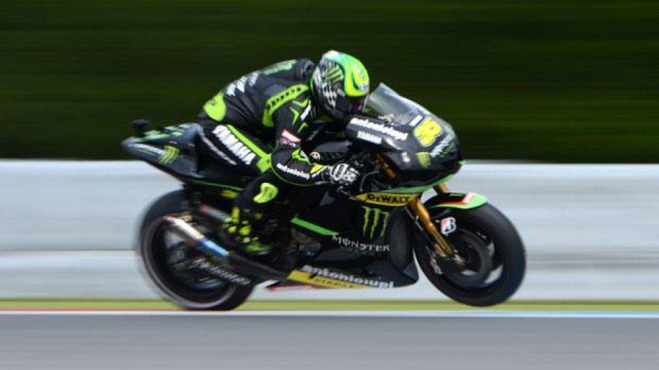 Moto - News: MotoGp 2013, Brno: pole e record per Crutchlow