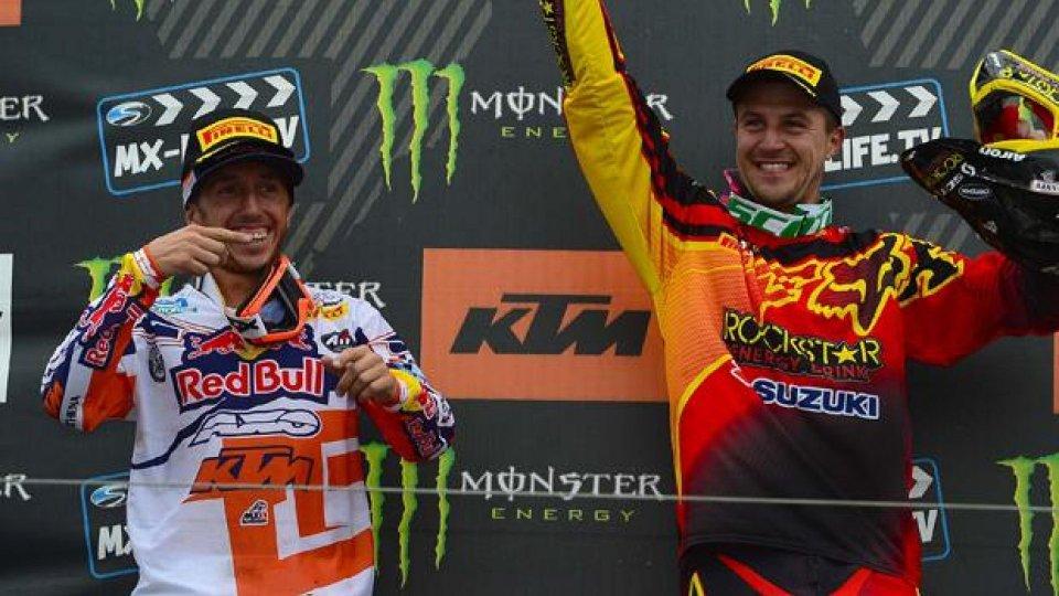 Moto - News: MX 2013, Belgio: vince Desalle ma Cairoli è a un soffio dal titolo