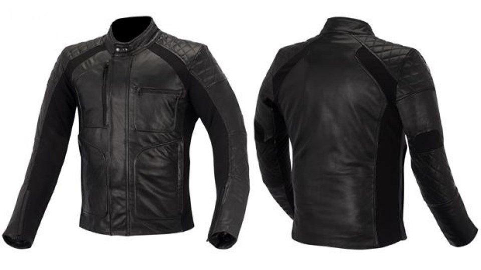 Moto - News: Alpinestars Hoxton Leather Jacket 2014