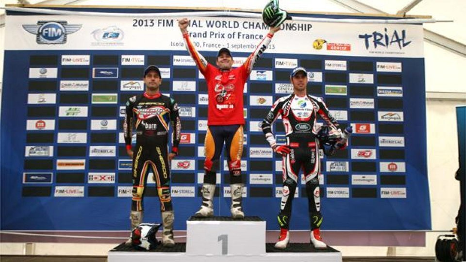 Moto - News: FIM Trial World Championship: Bou vince il settimo Titolo!