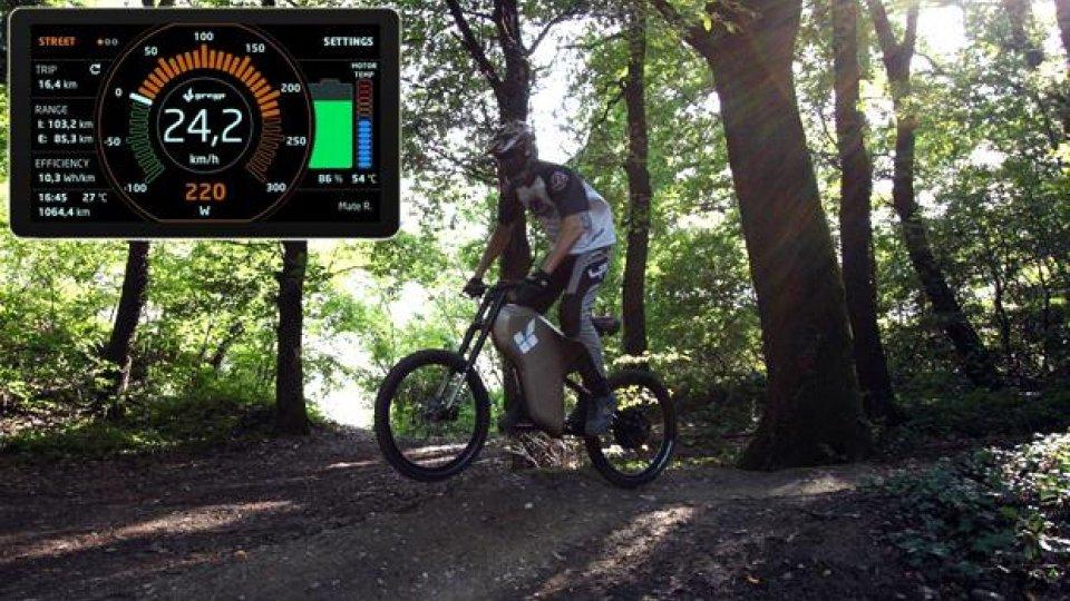 Moto - News: Greyp G12: 50% bici, 50% moto!
