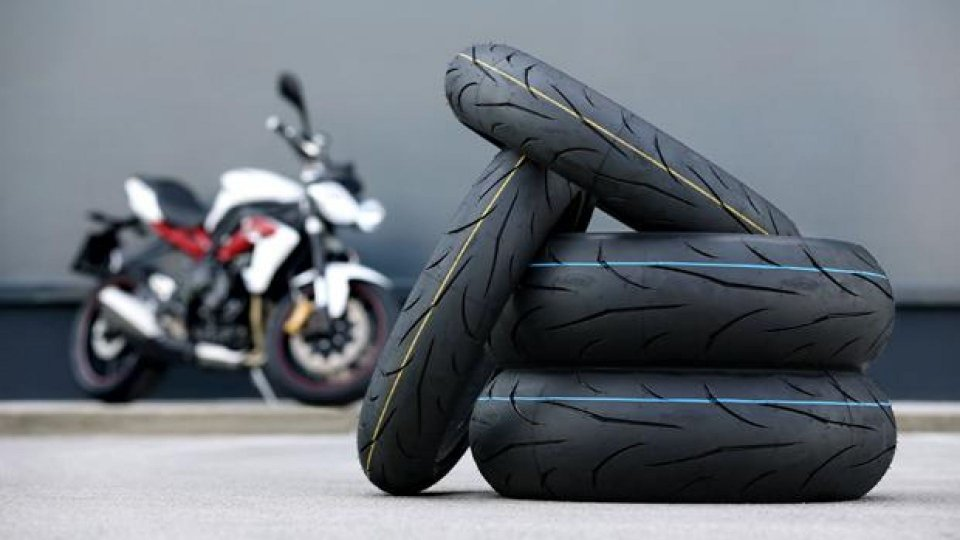 Moto - News: Mitas Sport Force: un nuovo radiale sport touring