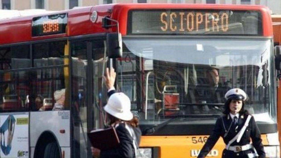 Moto - News: Sciopero dei mezzi pubblici 1 ottobre a Roma