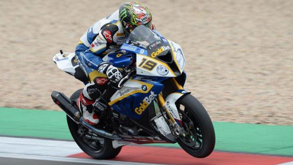 Moto - News: WSBK 2013, Nurburgring: Davies vince gara 2