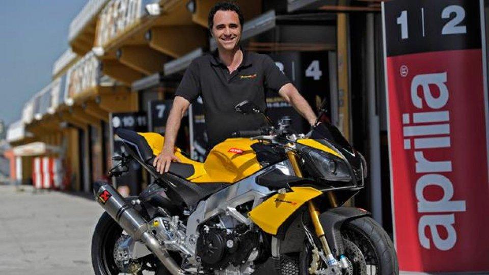 Moto - News: Aprilia Racing: Romano Albesiano è il nuovo Direttore Sportivo