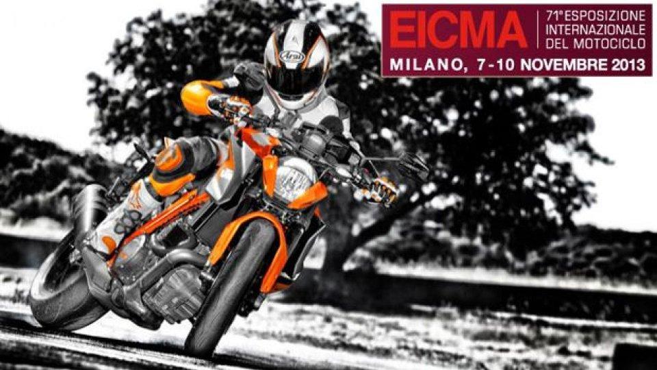 Moto - News: EICMA 2013: il salone delle maxi naked