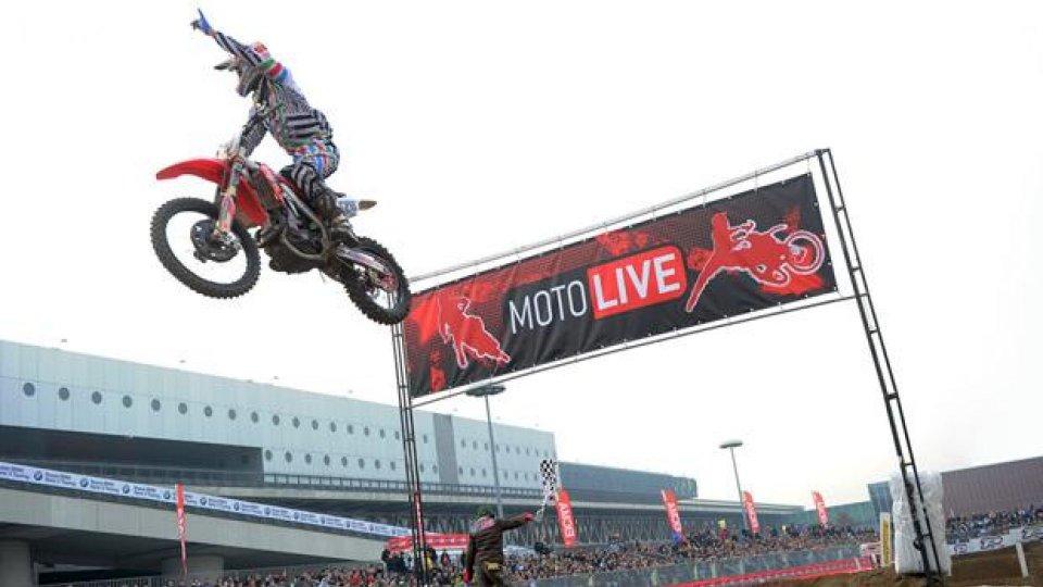 Moto - News: MOTOLIVE a EICMA 2013: il programma