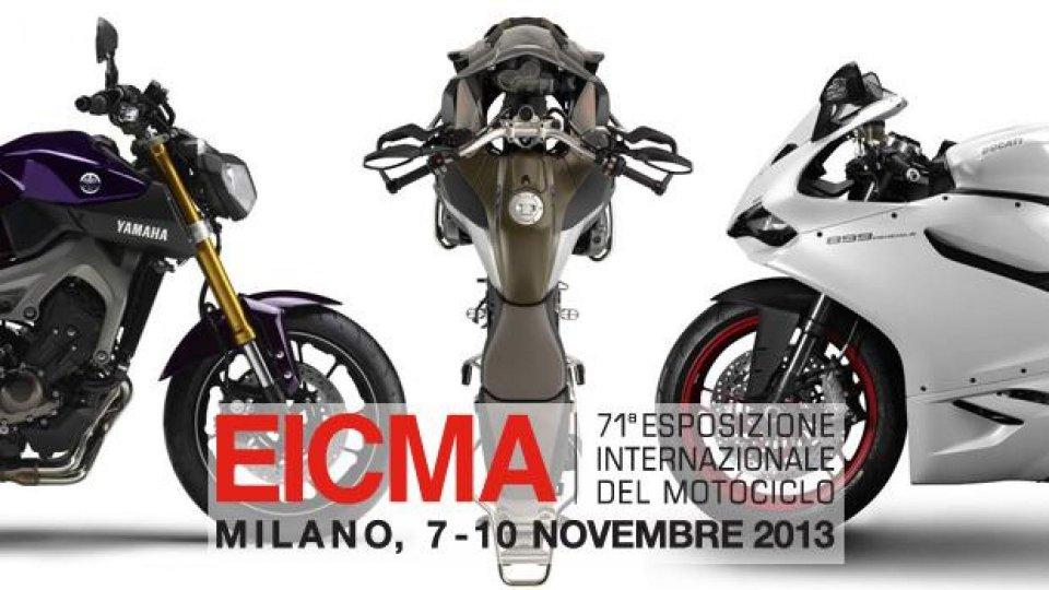Moto - News: EICMA 2013: tutte le moto e gli scooter