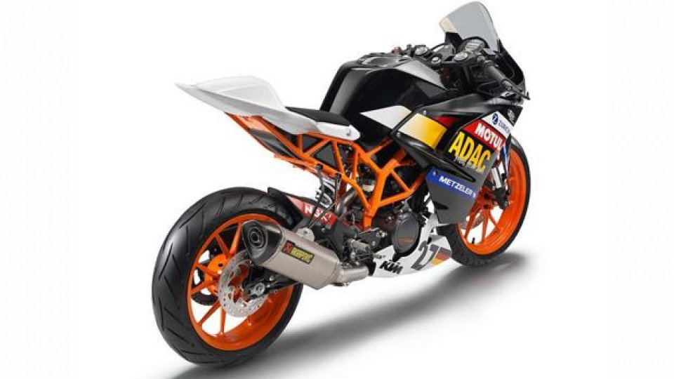 Moto - News: KTM: RC 125 e RC 200 2014