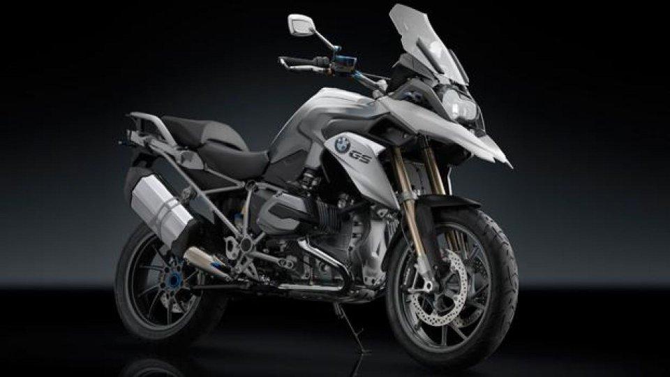 Moto - News: Rizoma per BMW R 1200 GS 2013