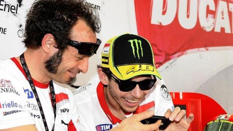 Moto - News: Vittoriano Guareschi lascia la Ducati. Diventa Team Manager di VR46