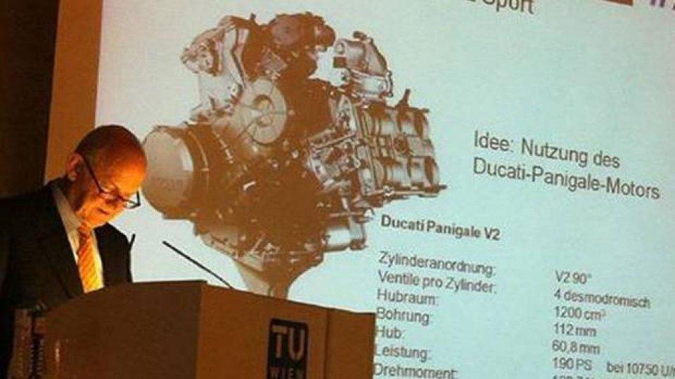 Moto - News: Volkswagen XL Sport: metti un Superquadro sotto il cofano