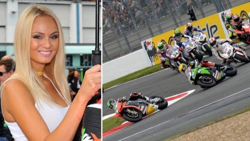 Moto - News: WSBK 2013: il weekend di Magny Cours