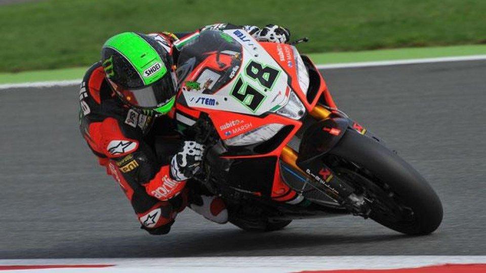 Moto - News: WSBK 2013, Jerez: Laverty completa la doppietta