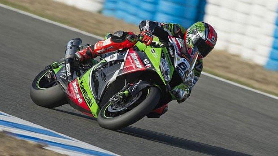 Moto - News: WSBK 2013, Jerez: Laverty vince gara 1, ma Sykes è campione