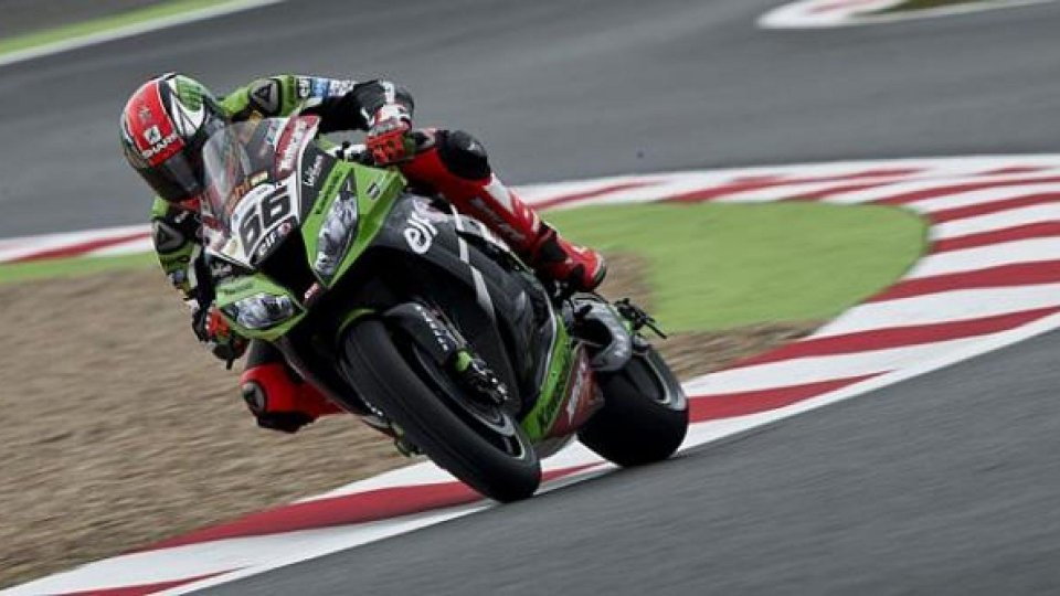 Moto - News: WSBK 2013, Magny-Cours: Sykes piazza la doppietta