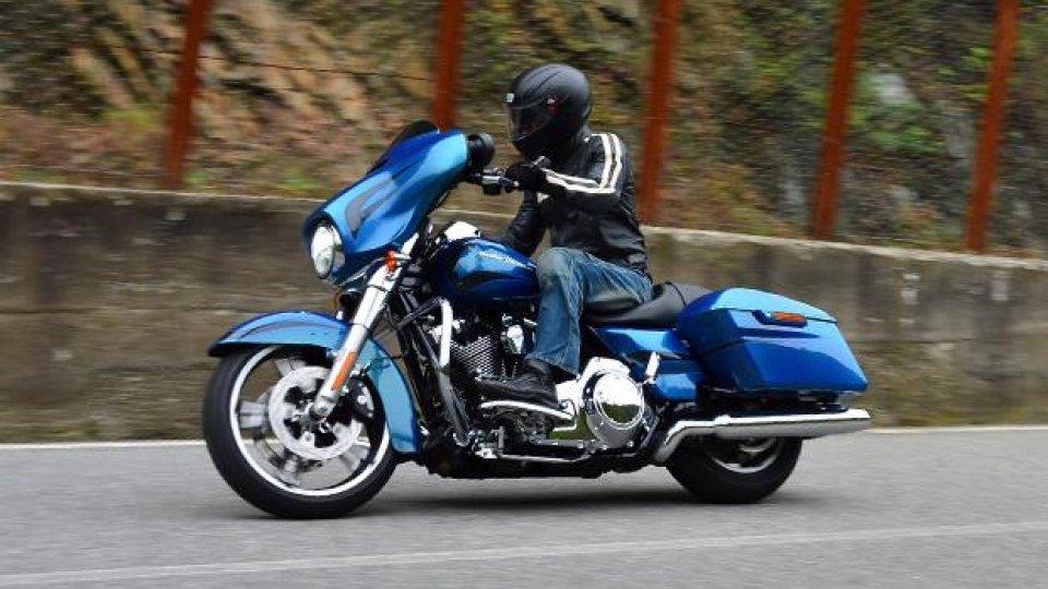 Moto - Test: Harley-Davidson gamma Touring 2014 – TEST
