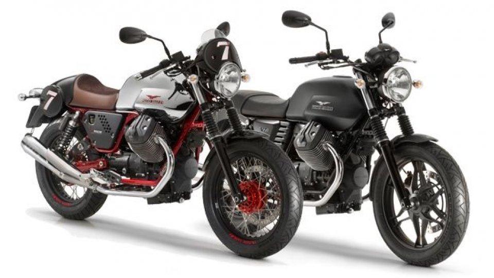 Moto - News: Moto Guzzi mostra le novità Eicma 2013