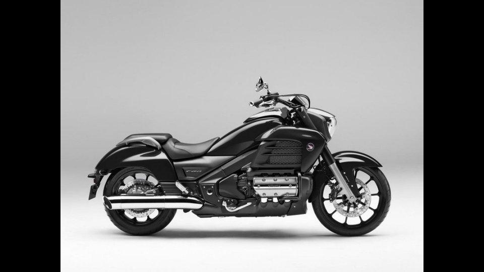 Moto - Gallery: Honda F6C 2014
