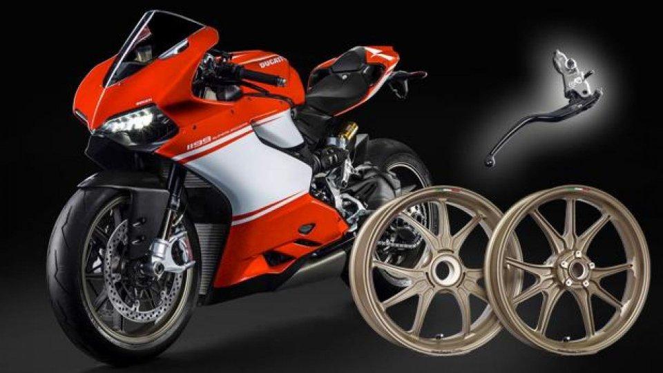 Moto - News: Brembo per Ducati 1199 Superleggera