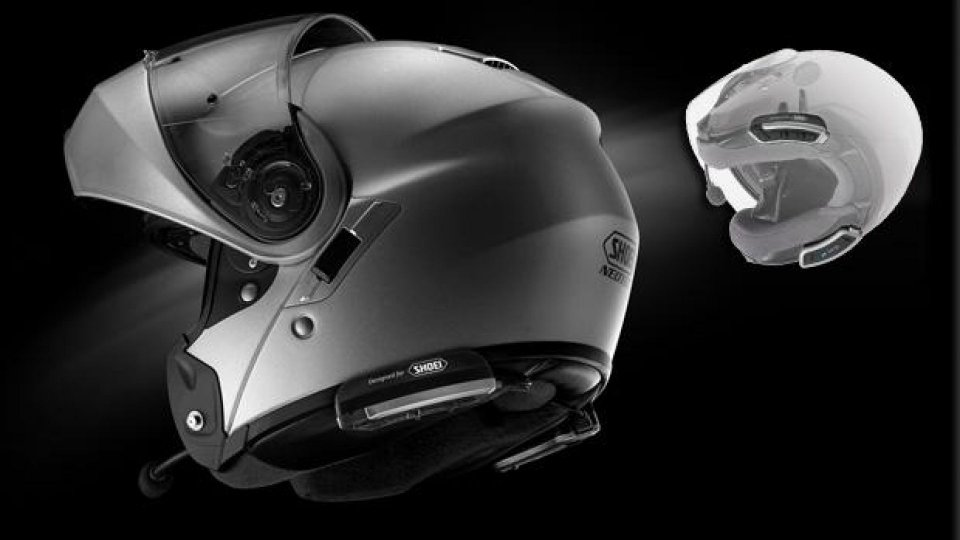 Moto - News: Cardo-Shoei SHO-1: non solo interfono