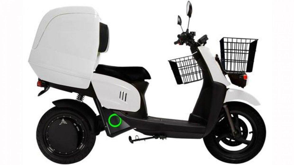 Moto - News: E-Tropolis a EICMA 2013
