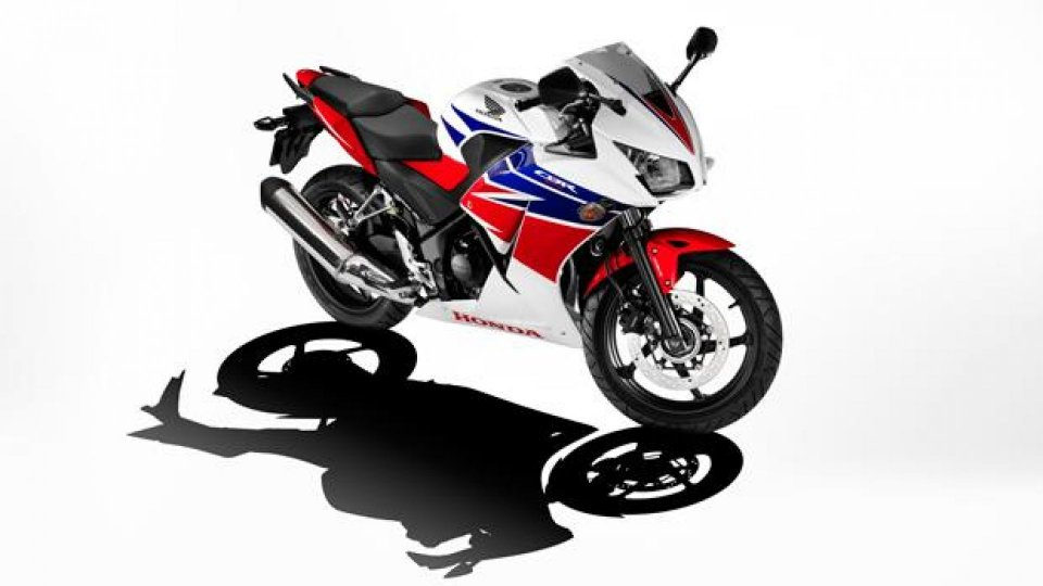 Moto - News: Nuova Honda CBR300R 2014