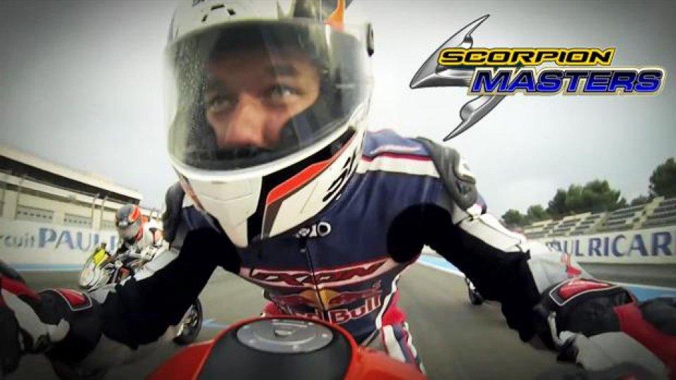 Moto - News: Scorpion Masters 2013