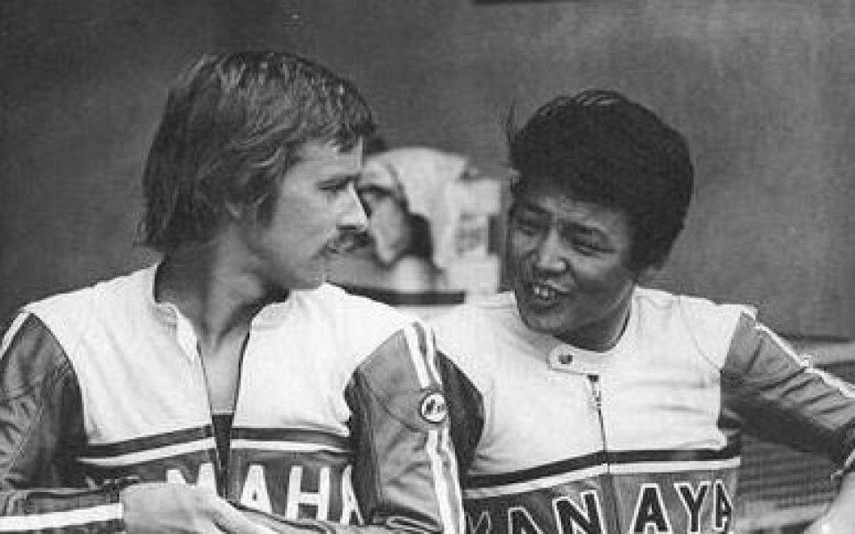 Moto - News: Addio Kanaya, compagno di Saarinen ed Agostini