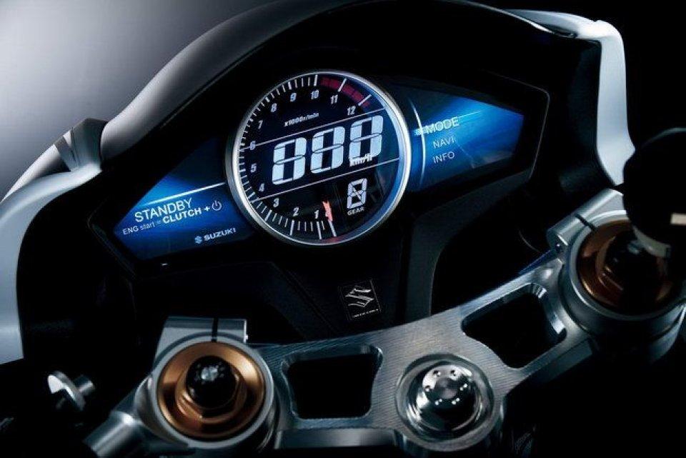 Moto - News: Recursion: ecco la moto turbo di Suzuki