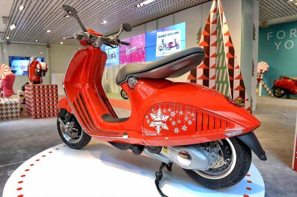 Moto - Scooter: Vespa for Children per i paesi emergenti